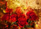 Textured Roses by Svetlana Sewell