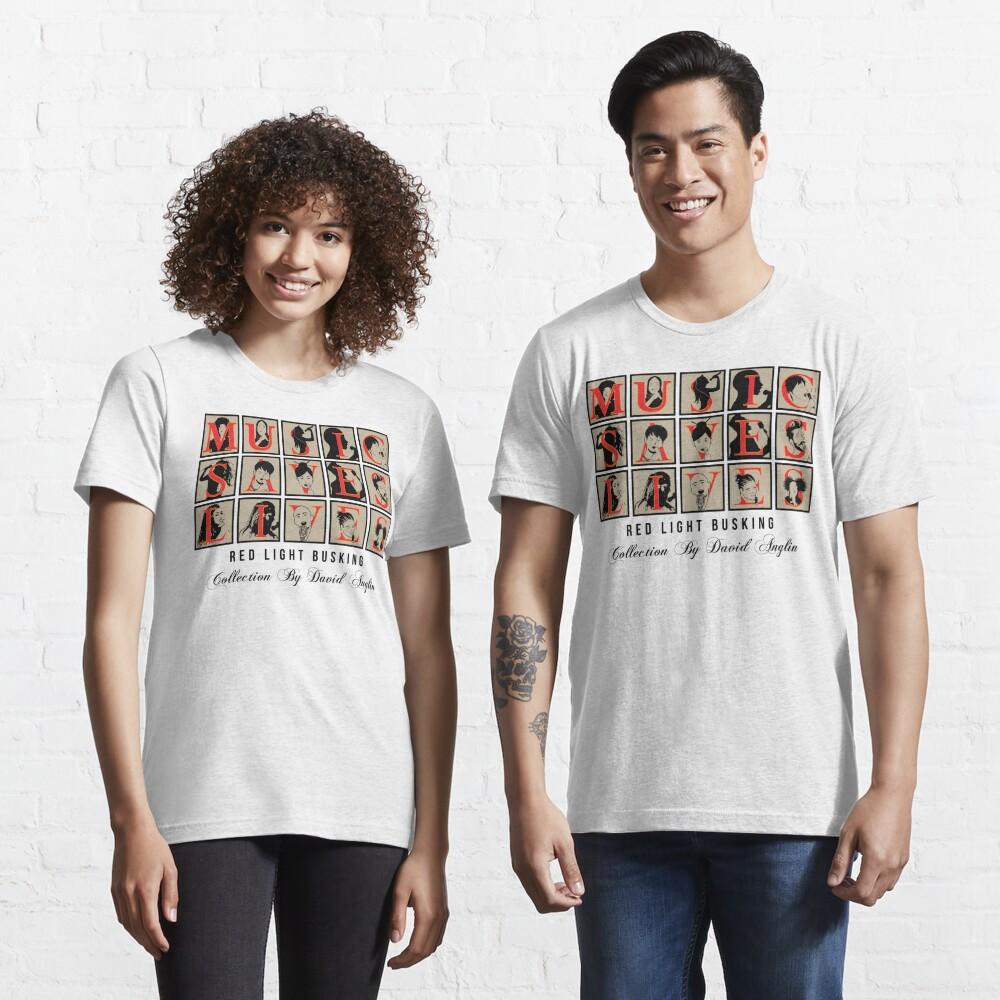 Music Saves Lives Essential T-Shirt