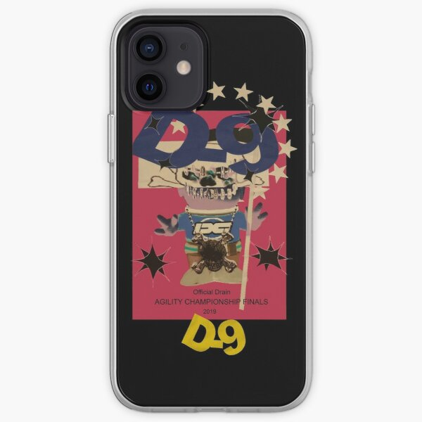 Official Drain AGILITY CHAMPIONSHIP FINALS 2019 iPhone Soft Case