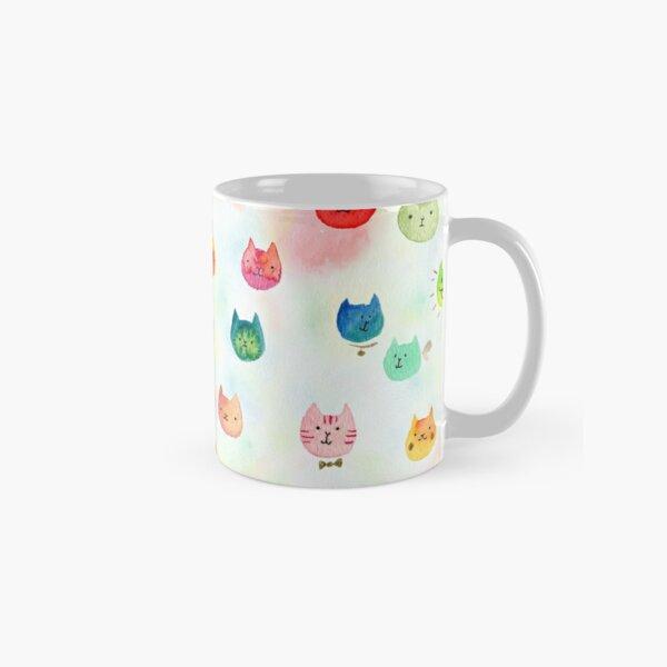 Cat confetti Classic Mug
