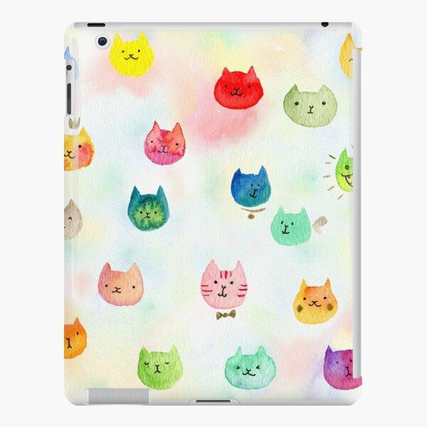 Cat confetti iPad Snap Case