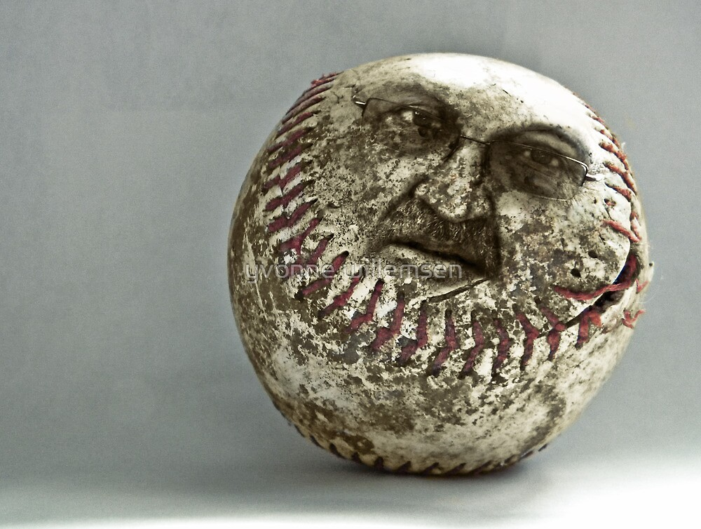 No one wants to play with old balls by yvonne willemsen