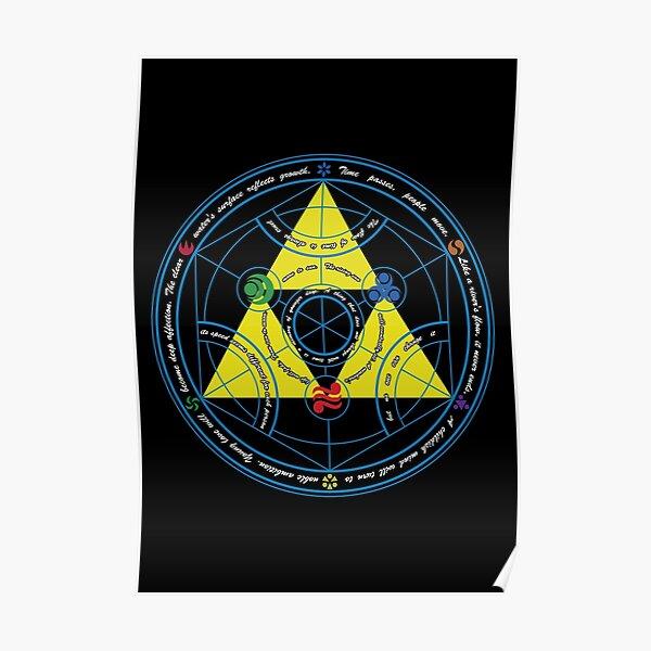 Transmutation of Time Poster