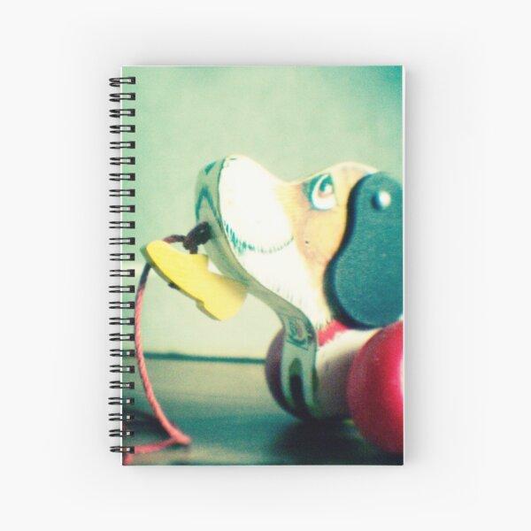 Snoopy Dog Spiral Notebook