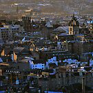 Auld Reekie Architecture II by Andrew Ness - www.nessphotography.com