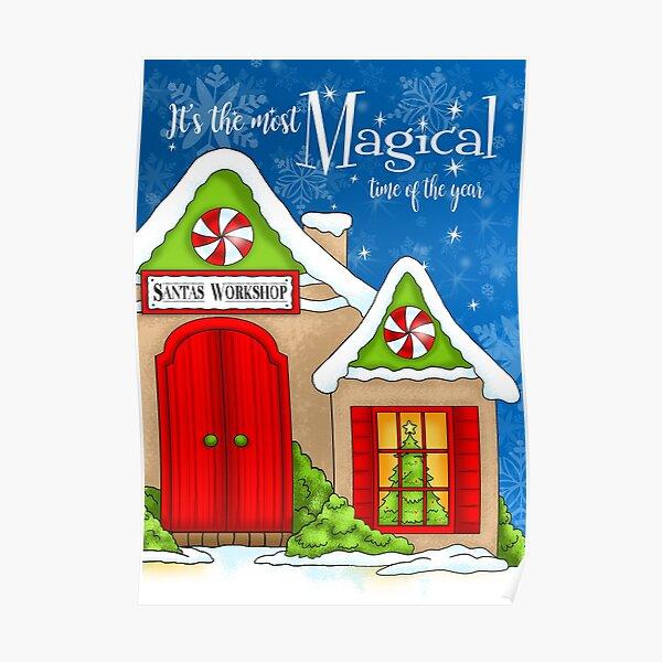 Believe in Your Elf Poster