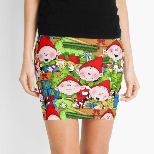 Cree en tu duende Minifalda