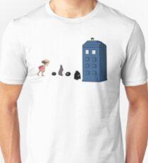 Studio Ghibli Meets the Doctor T-Shirt