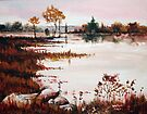 Wetlands by Jim Phillips