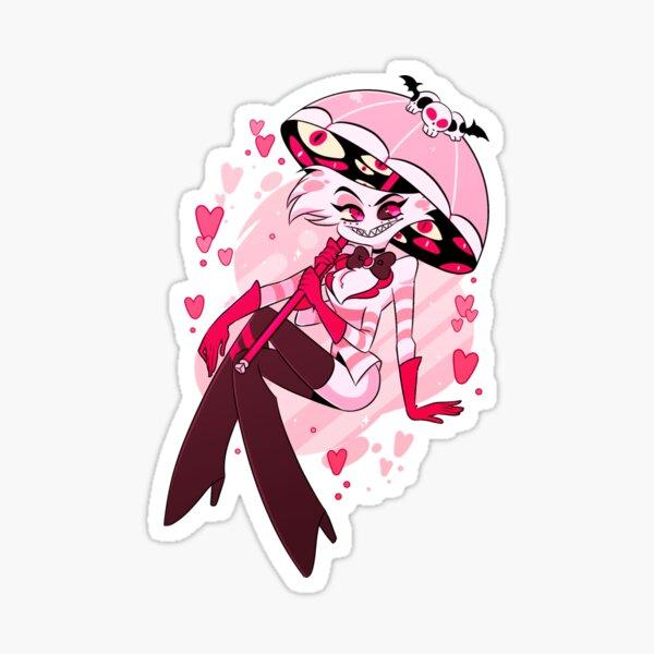 Angel Dust | Cartoon Art Sticker