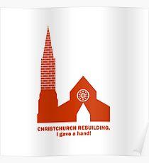 Christchurch Earthquake Poster