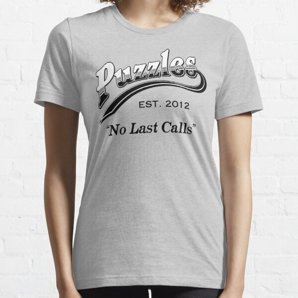 Puzzles Bar T-shirt essentiel