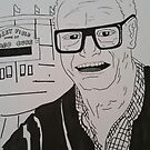 Chicago Cubs Harry Caray by RyanLoesch