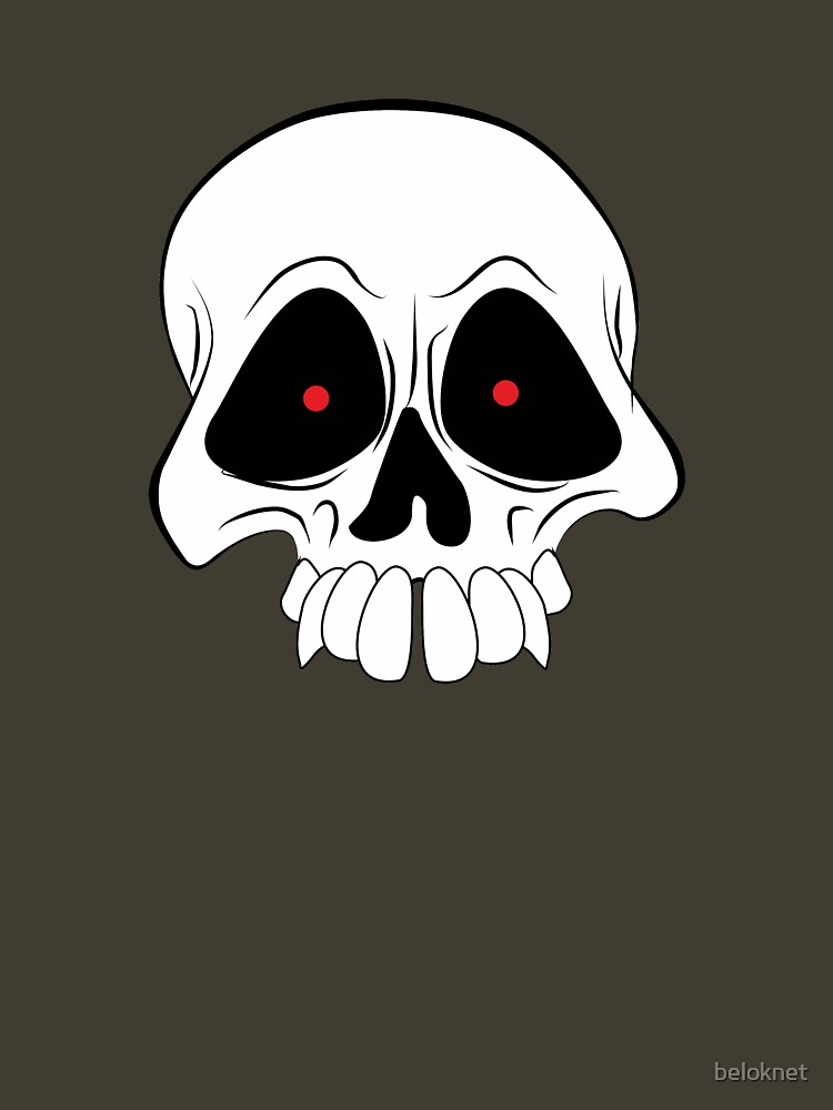 Funny Skull by beloknet