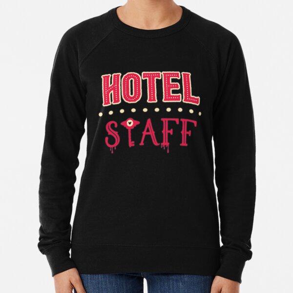 Hazbin Hotel Staff Lightweight Sweatshirt