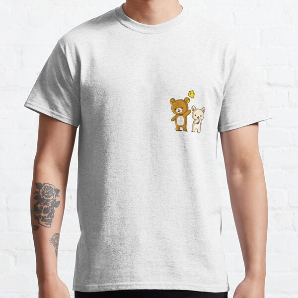 Rilakkuma, Korilakkuma, and Kiiroitori Classic T-Shirt