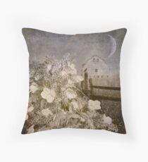 Hydrangea Hill Throw Pillow