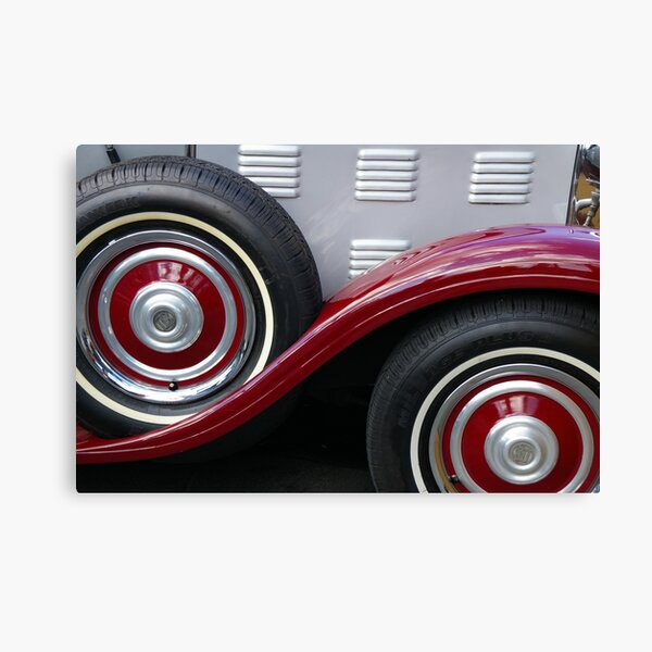 Gatsby, Is This Your Car? Canvas Print