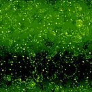 green, black, glitter, confetti, sequins, green glitter, Christmas, new year, holiday, gift, shining, green and black, holiday decoration by fuzzyfox