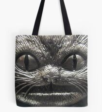 That wicked cat! Tote Bag