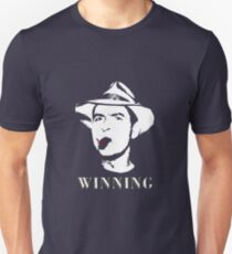 Charlie Sheen Winning Shirt Unisex T-Shirt