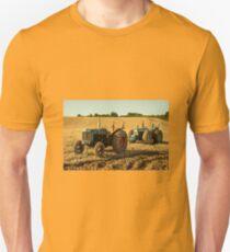 Golden Tractors  T-Shirt