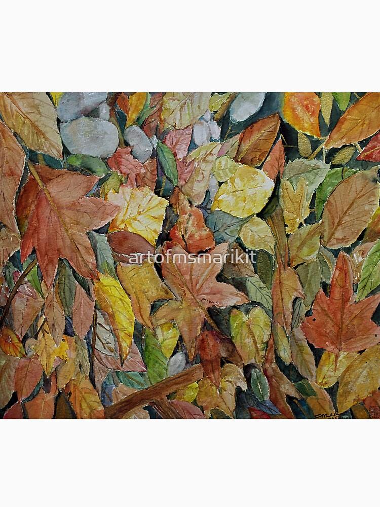 Colors of Autumn by artofmsmarikit