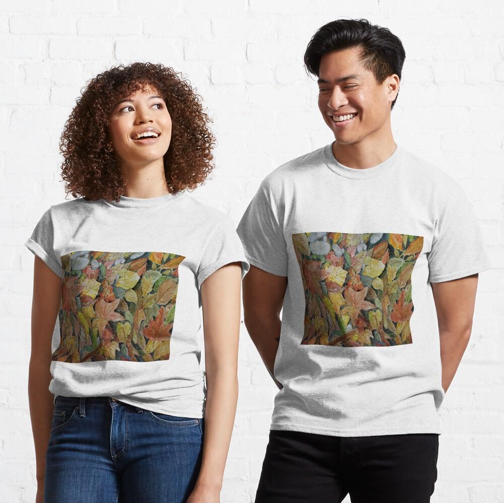 Colors of Autumn Classic T-Shirt