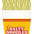 Salty Noodles by EdYouToo