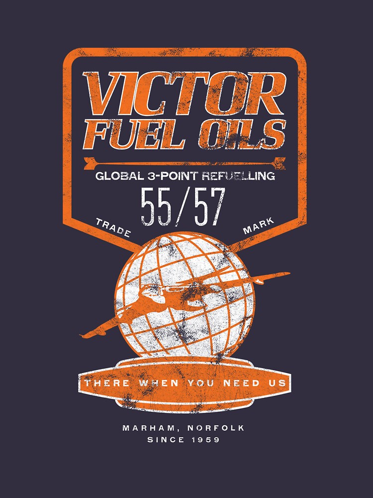 Victor Fuel Oils by Pilots-Notes