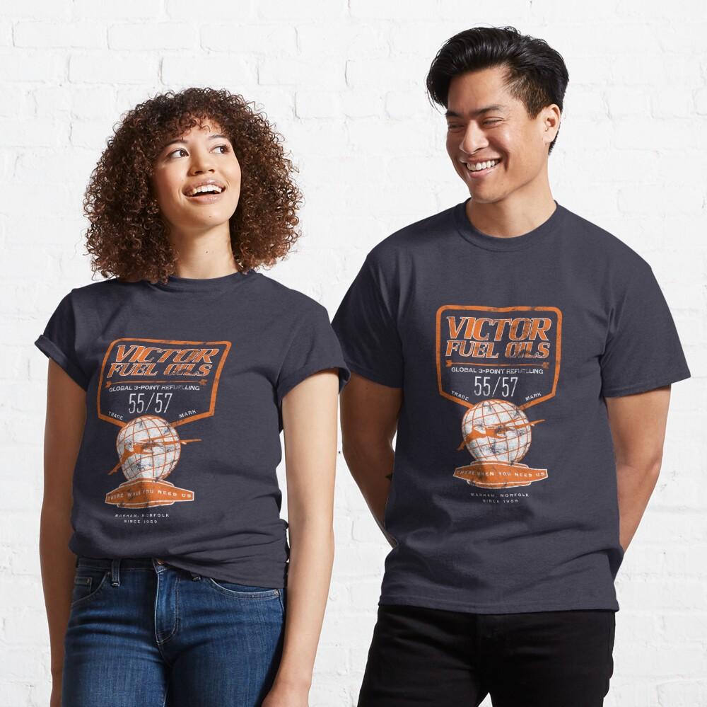Victor Fuel Oils Classic T-Shirt