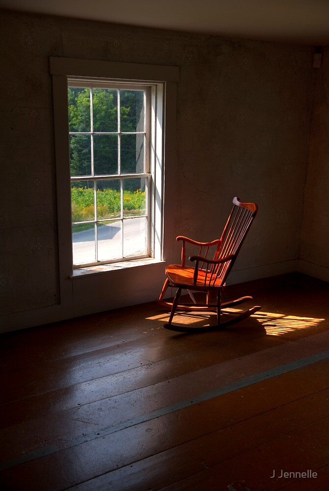 Waiting for the Captain to Come Home by J Jennelle