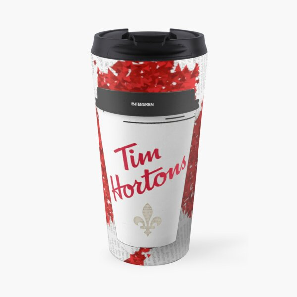 Tim Horton Coffee Addiction Travel Mug