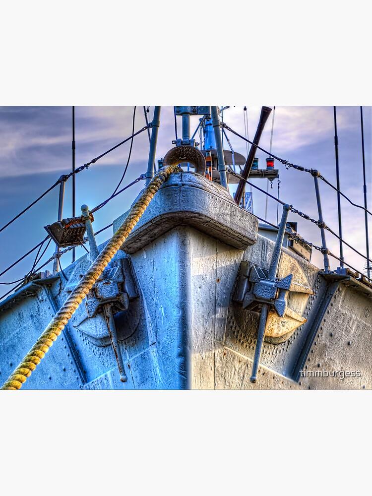HMS Wilton by timmburgess