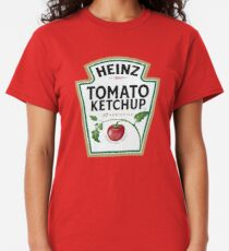 Tomato Ketchup Classic T-Shirt