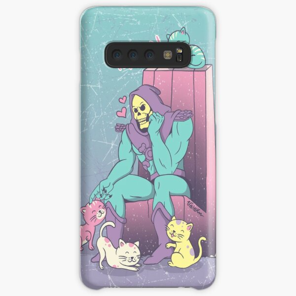 Skelemeow! Samsung Galaxy Snap Case