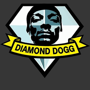 Diamond Dogg  by GuitarManArts