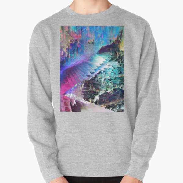 Descent into Madness Pullover Sweatshirt