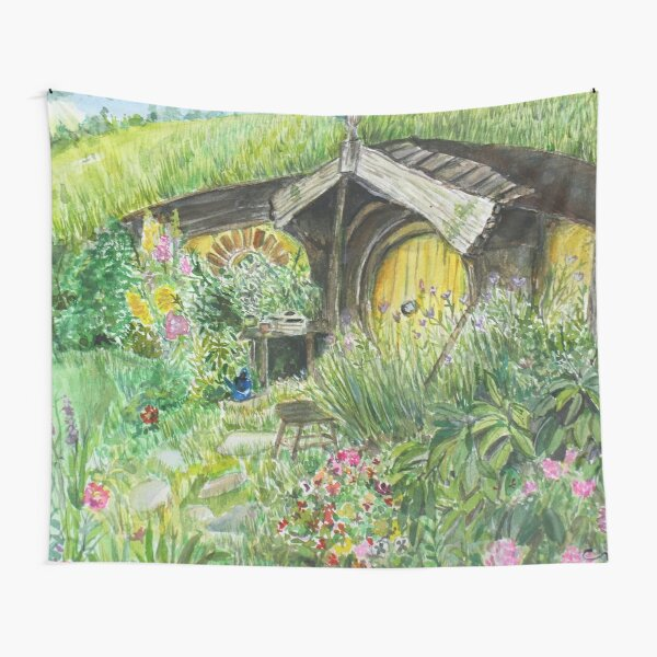 Bagshot Row Tapestry
