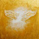 'Gabriel Angelic Messenger' by Deborah Katherine Roe