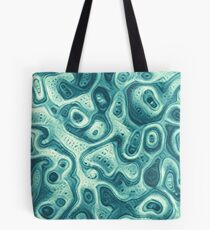 #DeepDream abstraction Tote Bag