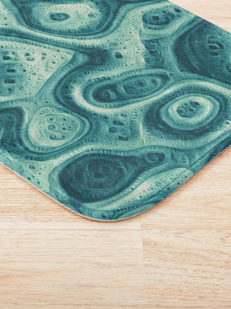 Alternate view of #DeepDream abstraction Bath Mat