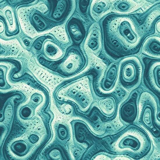 #DeepDream abstraction