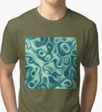 #DeepDream abstraction Tri-blend T-Shirt