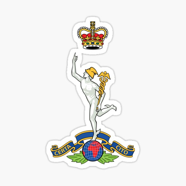 Royal Corps of Signals - British Army Sticker