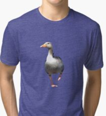 Goose on the Loose Tri-blend T-Shirt
