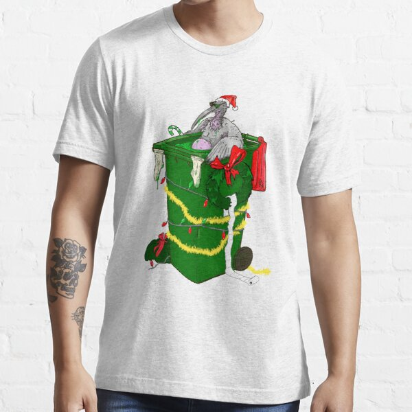 Christmas Bin Chicken Essential T-Shirt