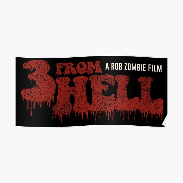 Rob Zombie Bottle Demon Drinking Black T Shirt New Official Merch