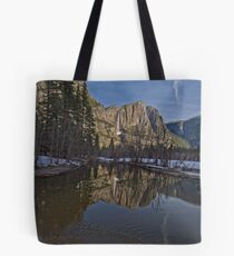 Upper Yosemite Falls 1 Tote Bag