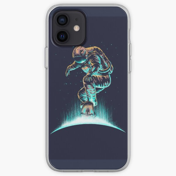 Space Grind Coque souple iPhone